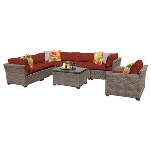 Aqua Linum Home Textiles CL45-SNP Chaise Lounge Cover Standard