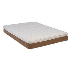 Sapphire Pillow Top, Extra Plush Support, Transitional Mattress, Queen