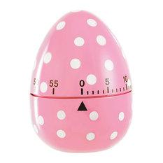 Eddingtons Dotty Egg Timer, Pink