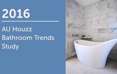 2016 AU Houzz Bathroom Trends Study