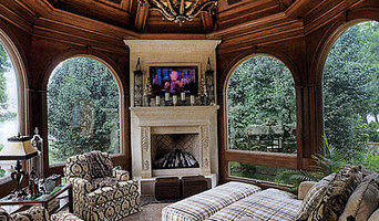 Gas Fireplace in Chattanooga