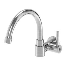 Parmir Wall Mounted Pot Filler Faucet, Kitchen Faucet Series