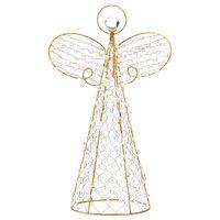 Beaded Angel Decor