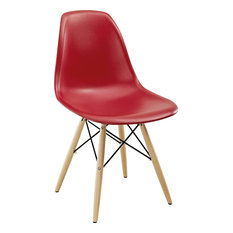 Holderness Dining Side Chair Red