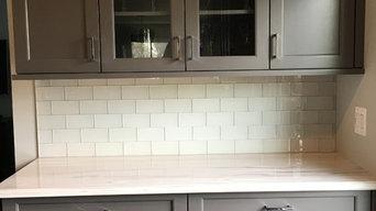 Diane's kitchen / after Remodel