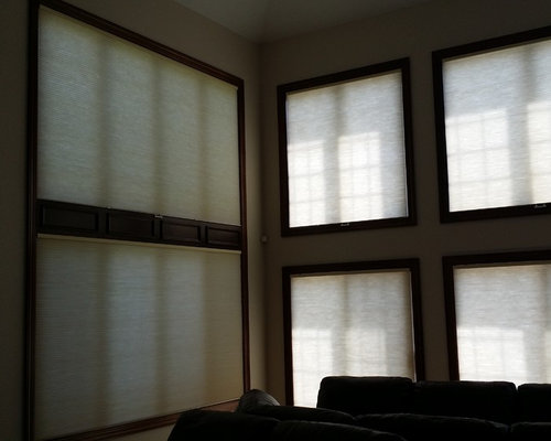 Honeycomb Window Shades Drop Energy Costs In Ohio Home -  Cellular Shades - Cellular Shades
