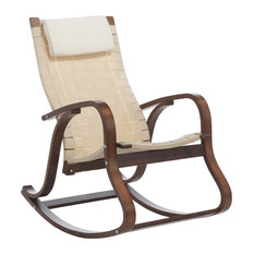 GEESE   Montserrat Wooden Rocking Chair   Rocking Chairs