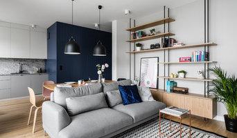 Современная светлая квартира