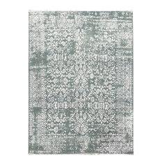 "Contemporary Hand Woven Rug, 8'11""x11'11"""
