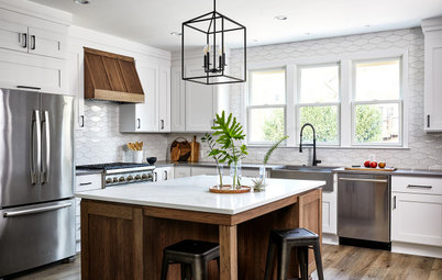 Houzz Editor Shares Kitchen Cabinet and Color Trends