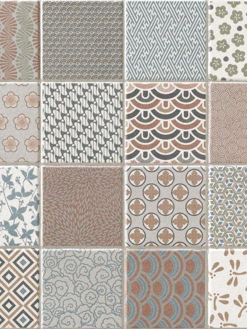 Kimono - Wall & Floor Tiles