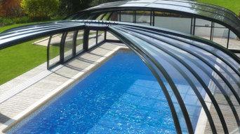 Schwimmbecken aus PP Kunststoff