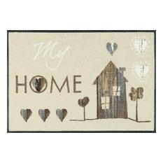 My Home Door Mat, 75x50 cm