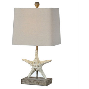 Sterling 93 10011 Star Of Texas Accent Lamp In Silver ...