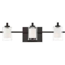 Transitional Bathroom Vanity Lighting by LightsOnline