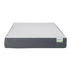 "GhostBed - GhostBed 11"" Cooling Gel Memory Foam Mattress, Queen - Mattresses"