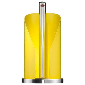 Wesco Kitchen Roll Holder, Lemon Yellow
