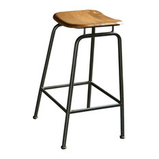 Industrial Loft Lab Stool