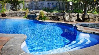 Garten Pool & Schwimmbad bauen