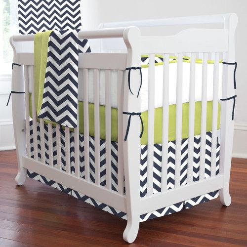 A Mini Crib Nursery