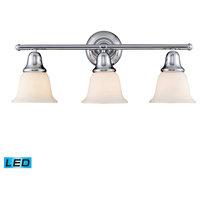 Elk Berwick 67012-3-LED 3-Light Vanity-Light, Polished Chrome, LED