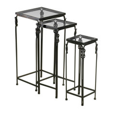 3-Piece Dupont Nesting Table Set