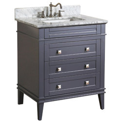 Vintage Traditional Bathroom Vanities And Sink Consoles by Kitchen Bath Collection