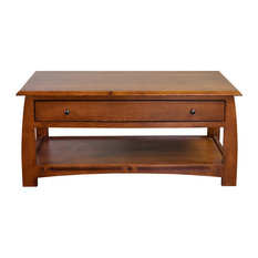 50 Most Popular Craftsman Coffee Tables For 2021 Houzz