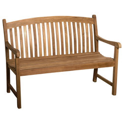 Transitional Outdoor Benches by International Home Miami Corp