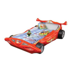 Formula 1 Toddler Car Bed