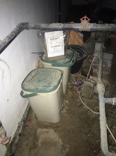 Переработка мусора дома