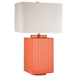Elegant Contemporary Table Lamps by ELK Group International