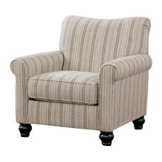 Ashley Furniture Homestore   Milari Accent Chair, Maple   Armchairs And Accent  Chairs