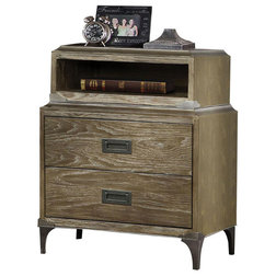 Industrial Nightstands And Bedside Tables by Urban Designs, Casa Cortes