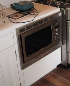 Does anyone regret installing your microwave in your ...