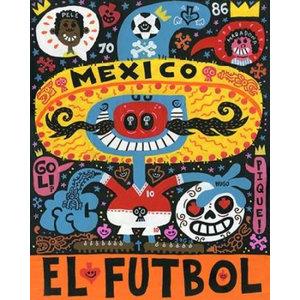Jorge R Dolor Feliz Gracias Su Frida Gutierrez Art Print 8x10