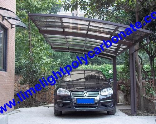 Aluminium carport aluminium frame carport polycarbonate carport