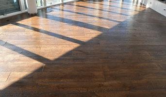 Wide Planks Wood Flooring Style