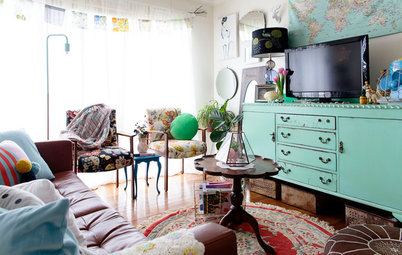 My Houzz: Florist's Home on the Sunny Side