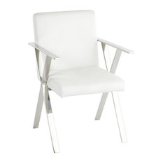 Now's Home - Cayla Armchair - Dining Chairs