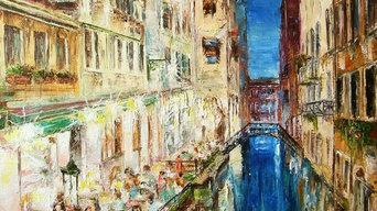 """""""Венеция.Полночь"""""""