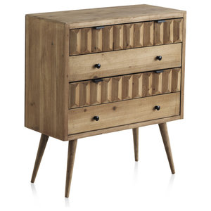 Madrid Wooden Chest of Drawers