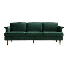 Porter Forest Green Sofa