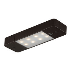 Instalux 8-in Linkable LED Bronze Motion Under Cabinet Strip Light