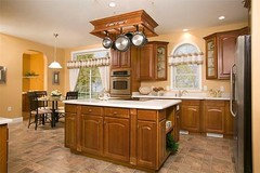 Cherry Cabinets But Which Granite Would Be Best For The