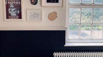 Mill House Boy's Bedroom