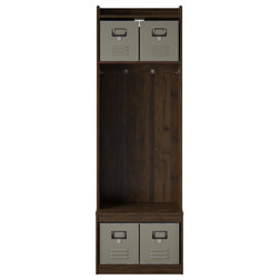 Transitional Hall Trees by Dorel Home Furnishings, Inc.