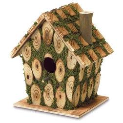 Rustic Birdhouses by VirVentures