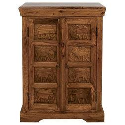 Asian Storage Cabinets by Myakka Ltd