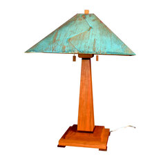 1915 Mission Table Lamp
